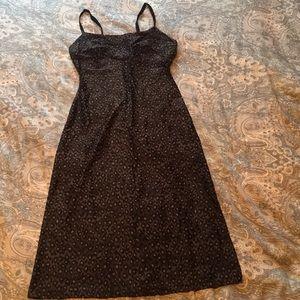 Bodycon Betsey Johnson NY Leopard Print Dress S